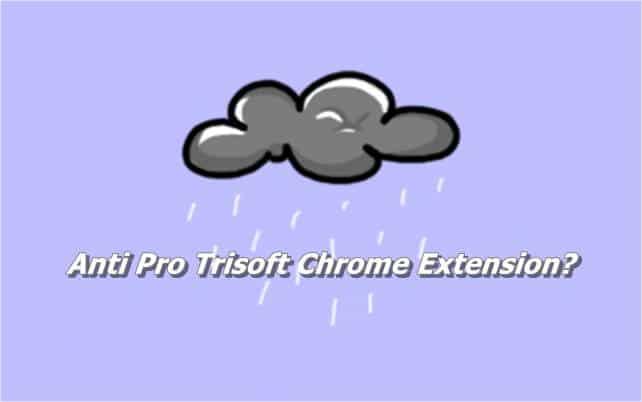 Anti Pro Trisoft Chrome