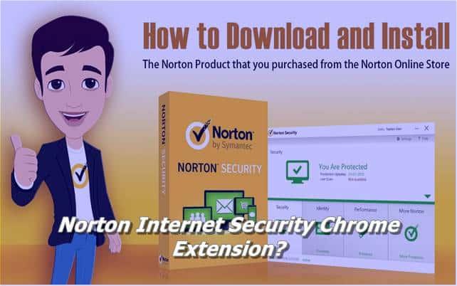 Norton Internet Security Chrome Extension