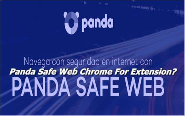 Panda Safe Web Chrome For Extension
