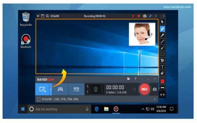 Bandicam Screen Recorder Download