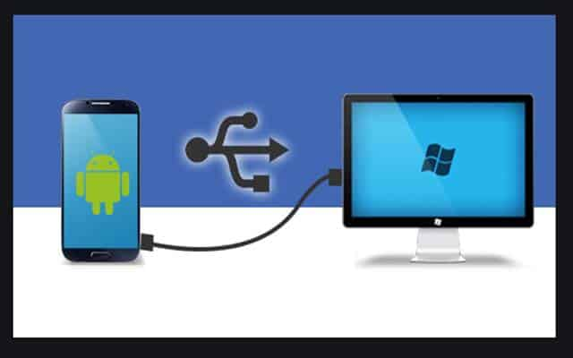 Usb Cable PC to Android Transfer Files From Pc