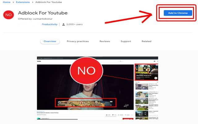 How to Install Adblock for Youtube