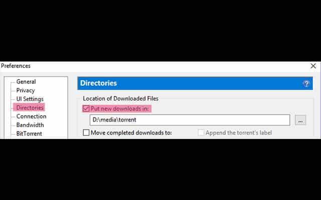 BitTorrent Chrome Extension 4