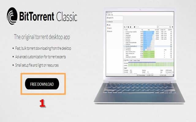 How to Download BitTorrent Classic