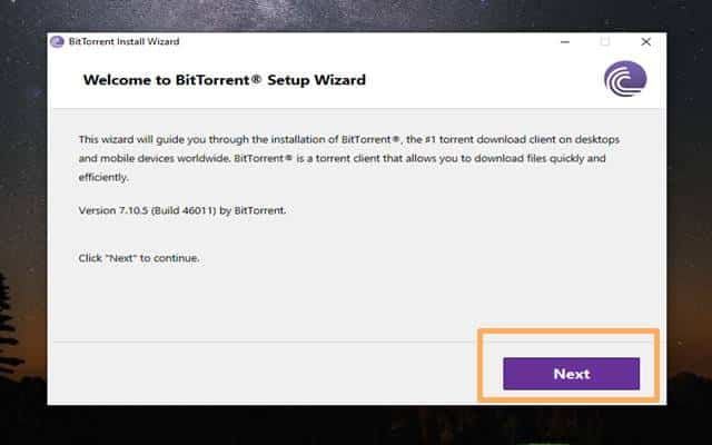 How to Install BitTorrent