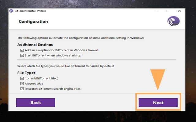 How to Install BitTorrent Classic 7
