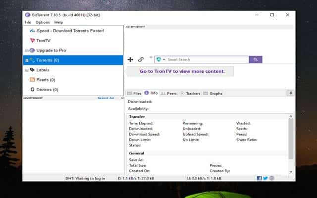 How to Install BitTorrent Classic 9