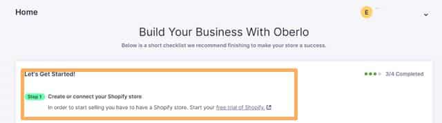 How Do I Connect Oberlo Chrome to My Shopify Store