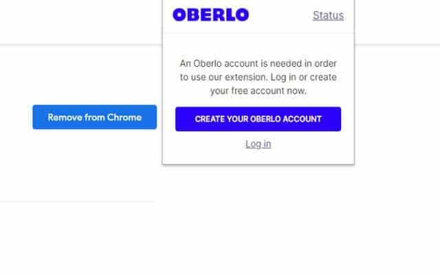 Oberlo Chrome Extension Download