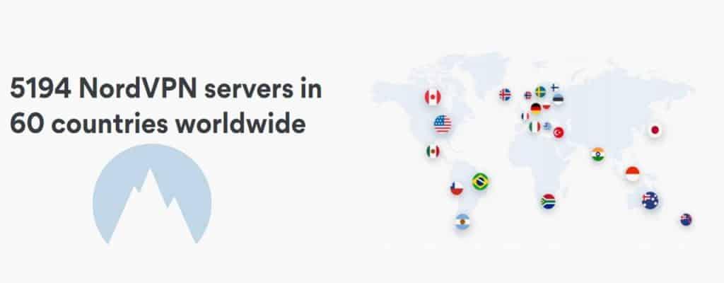 NordVPN Servers and Server Locations