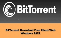 BitTorrent Download Free Client Web and Windows 2021